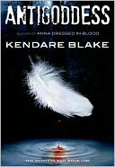 Antigoddess (Goddess War Series #1) by Kendare Blake: Book Cover