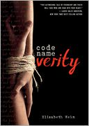 Code Name Verity by Elizabeth Wein: Book Cover