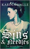 Sins and Needles by Karina Halle: NOOK Book Cover