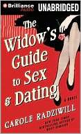 The Widow's Guide to Sex and Dating by Carole Radziwill: CD Audiobook Cover