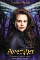 Avenger by Heather Burch: Book Cover