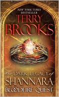Bloodfire Quest by Terry Brooks: NOOK Book Cover