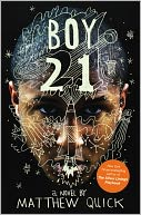 Boy21 by Matthew Quick: Book Cover
