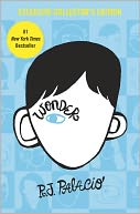 Wonder (B&N Exclusive Edition) by R. J. Palacio: Book Cover