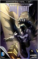 Legends of the Dark Knight #52 (2012- ) (NOOK Comic with Zoom View) by Robert T. Jeschonek: NOOK Book Cover