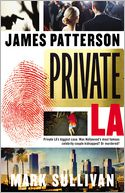Private L.A. by James Patterson: CD Audiobook Cover
