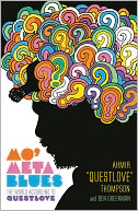 "Mo' Meta Blues by Ahmir ""Questlove"" Thompson: NOOK Book Cover"