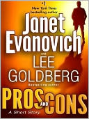Pros and Cons by Janet Evanovich: Audio Book Cover