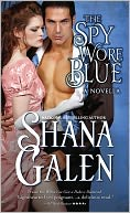 Spy Wore Blue by Shana Galen: NOOK Book Cover