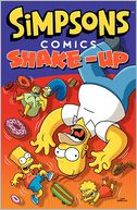 Simpsons Comics Shake-Up by Matt Groening: Book Cover