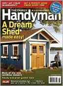 The Family Handyman by Reader's Digest Association, Inc.: NOOK Magazine Cover