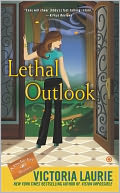 Lethal Outlook (Psychic Eye Series #10) by Victoria Laurie: NOOK Book Cover