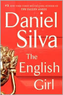 The English Girl by Daniel Silva: Book Cover