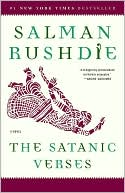 The Satanic Verses by Salman Rushdie: Book Cover