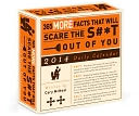 2014 365 More Facts That Will Scare The S#*t Out Of You Daily Box Calendar by Cary McNeal: Calendar Cover