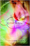 Crewel by Gennifer Albin: NOOK Book Cover