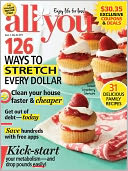 All You by Time, Inc.: NOOK Magazine Cover