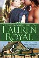 Emerald (Jewel Trilogy, Book 2) by Lauren Royal: NOOK Book Cover