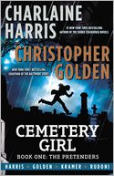 Cemetery Girl, Book 1 by Charlaine Harris: Book Cover