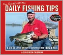 2014 Ken Schultz's Daily Fishing Tips Box Calendar by Ken Schultz: Calendar Cover