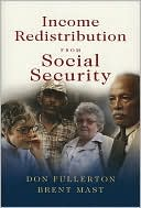 download Income Redistribution from Social Security book