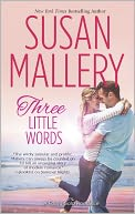Three Little Words by Susan Mallery: NOOK Book Cover