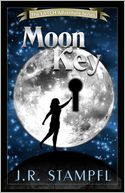 The Moon Key by J.R. Stampfl: Book Cover