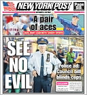 New York Post by NYP Holdings Inc.: NOOK Newspaper Cover