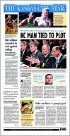 Kansas City Star by The McClatchy Company: NOOK Newspaper Cover