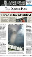 The Denver Post by MediaNews Group: NOOK Newspaper Cover