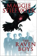 The Raven Boys by Maggie Stiefvater: Book Cover