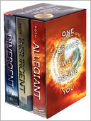 Divergent Series Complete Box Set by Veronica Roth: Book Cover
