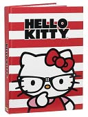 "Hello Kitty Nerd Iconic Bound Sketchbook 8"" x 11.25"" by Fab Starpoint: Product Image"