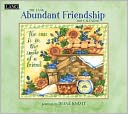2014 Abundant Friendship Wall Calendar by Diane Knott: Calendar Cover