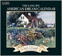 2014 American Dream Wall Calendar by Paul Landry: Calendar Cover