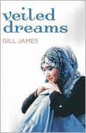 Veiled Dreams by Gill James: Book Cover