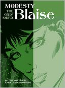 Modesty Blaise - The Grim Joker by Peter O'Donnell: Book Cover