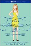 Ali's Pretty Little Lies (Pretty Little Liars Series) by Sara Shepard: Book Cover
