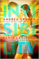 Invisibility by Andrea Cremer: Book Cover