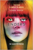 Enders by Lissa Price: Book Cover
