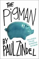 The Pigman by Paul Zindel: Book Cover
