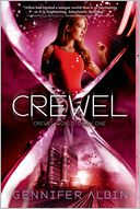 Crewel by Gennifer Albin: Book Cover