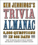 Ken Jennings's Trivia Almanac by Ken Jennings: Book Cover