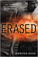 Erased by Jennifer Rush: Book Cover