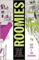 Roomies by Sara Zarr: Book Cover