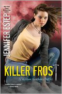 Killer Frost by Jennifer Estep: Book Cover