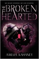The Brokenhearted by Amelia Kahaney: Book Cover