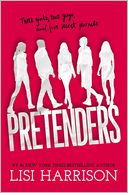 Pretenders by Lisi Harrison: Book Cover