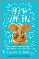 Karma Gone Bad by Jenny Feldon: NOOK Book Cover