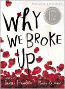 Why We Broke Up by Daniel Handler: Book Cover